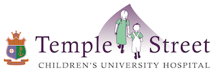 Temple Street Childrens Hospital Logo